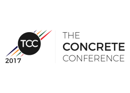 Square the concrete conference logo